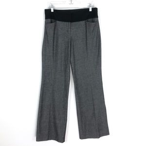 Express Editor Trousers Wide Waistband